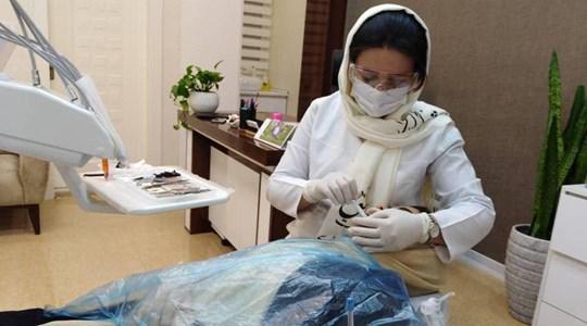 دکتر عذرا نیکنام متخصص ارتودنسی و ناهنجاریهای فکی