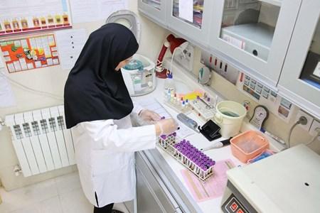 آزمایشگاه بیمارستان پاسارگاد دکتر ماری منگو آل پاتالوژیست