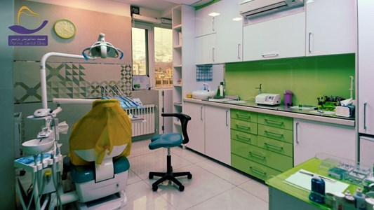 کلینیک دندانپزشکی پارمیس(دکتر مریم کی پادخو)