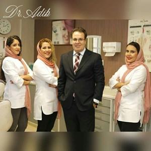 سایت نوبت دهی دکتر محمود ادیب جراح و دندانپزشک زیبایی