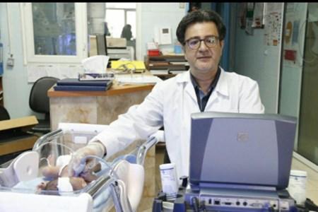 نوبت دهی اینترنتی دکتر سعید نصیری متخصص رادیولوژی و سونوگرافی مهر درمان نیکان
