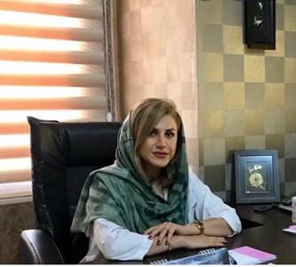 دکتر سعیده هاشمی جراح و متخصص زنان ، زایمان و نازایی